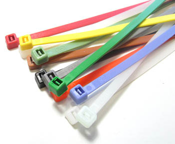 trekbanjes, cable ties